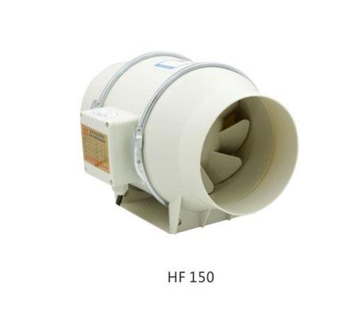 全南塑料壳系列外转子圆型管道风机