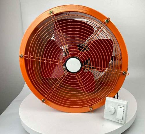江西变频轴流风机(无极调速)